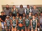 Tuscarora Titans Girls Varsity Basketball Winter 17-18 team photo.