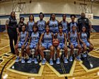 Wyatt Chaparrals Girls Varsity Basketball Winter 17-18 team photo.
