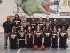 Gateway Gators Girls Varsity Basketball Winter 17-18 team photo.
