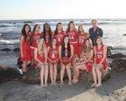 Tesoro Titans Girls Varsity Basketball Winter 17-18 team photo.