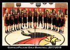Garfield-Palouse Vikings Girls Varsity Basketball Winter 17-18 team photo.