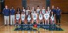 Northview Titans Girls Varsity Basketball Winter 17-18 team photo.