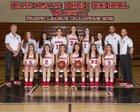 Glendale Nitros Girls Varsity Basketball Winter 17-18 team photo.