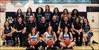 Capital Jaguars Girls Varsity Basketball Winter 17-18 team photo.