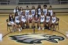 Edison Eagles Girls Varsity Basketball Winter 17-18 team photo.