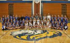 Lyons Lions Girls Varsity Basketball Winter 17-18 team photo.