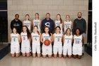 Chiawana Riverhawks Girls Varsity Basketball Winter 17-18 team photo.