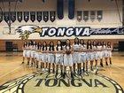 Gabrielino Eagles Girls Varsity Basketball Winter 17-18 team photo.