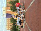 Cornerstone Christian Patriots Girls Varsity Basketball Winter 17-18 team photo.