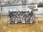 Andale Indians Girls Varsity Basketball Winter 17-18 team photo.