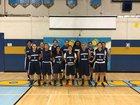Bloomington Bruins Girls Varsity Basketball Winter 17-18 team photo.