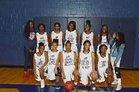 Fair War Eagles Girls Varsity Basketball Winter 17-18 team photo.