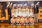 Canton Golden Bears Girls Varsity Basketball Winter 17-18 team photo.