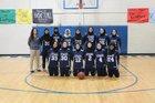 Salam  Girls Varsity Basketball Winter 17-18 team photo.