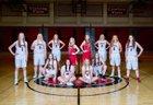 Grantsville Cowboys Girls Varsity Basketball Winter 17-18 team photo.