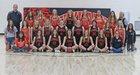 Elkhart Wildcats Girls Varsity Basketball Winter 17-18 team photo.