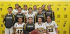 Whitehorse Raiders Girls Varsity Basketball Winter 17-18 team photo.