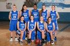 Sedro-Woolley Cubs Girls Varsity Basketball Winter 17-18 team photo.