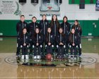 Nogales Nobles Girls Varsity Basketball Winter 17-18 team photo.
