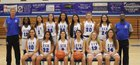 El Camino Real Conquistadors Girls Varsity Basketball Winter 17-18 team photo.