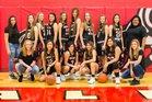 Portales Rams Girls Varsity Basketball Winter 17-18 team photo.