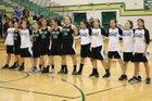 San Luis Sidewinders Girls Varsity Basketball Winter 17-18 team photo.