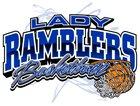 Windber Ramblers Girls Varsity Basketball Winter 17-18 team photo.