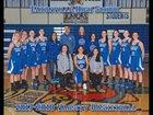 Eatonville Cruisers Girls Varsity Basketball Winter 17-18 team photo.