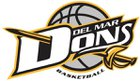 Del Mar Dons Girls Varsity Basketball Winter 17-18 team photo.
