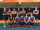 Thunderbird Chiefs Girls Varsity Basketball Winter 17-18 team photo.