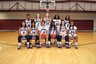 Prescott Curley Wolves Girls Varsity Basketball Winter 17-18 team photo.