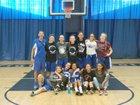 Beaumont Cougars Girls Varsity Basketball Winter 17-18 team photo.