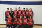 Escalante Lobos Girls Varsity Basketball Winter 17-18 team photo.