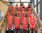 Renton Indians Girls Varsity Basketball Winter 17-18 team photo.