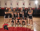 Leading Edge Academy - GEC Spartans Girls Varsity Basketball Winter 17-18 team photo.