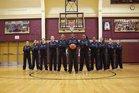 Ossining  Girls Varsity Basketball Winter 17-18 team photo.