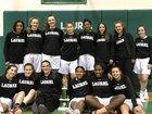 Laurel Gators  Girls Varsity Basketball Winter 17-18 team photo.