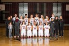 Eastlake Wolves Girls Varsity Basketball Winter 17-18 team photo.