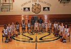 Blacksburg Wildcats Girls Varsity Basketball Winter 17-18 team photo.