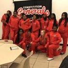 Constitution Generals Girls Varsity Basketball Winter 17-18 team photo.