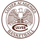 Culver Academies Eagles Girls Varsity Basketball Winter 17-18 team photo.