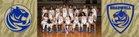 Bradwell Institute Tigers Girls Varsity Basketball Winter 17-18 team photo.