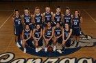 Gonzaga Prep Bullpups Girls Varsity Basketball Winter 17-18 team photo.