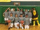Thoreau Hawks Girls Varsity Basketball Winter 17-18 team photo.