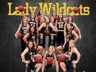 Haven Wildcats Girls Varsity Basketball Winter 17-18 team photo.