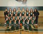 Bear Creek Grizzlies Girls Varsity Basketball Winter 17-18 team photo.