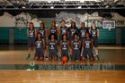 Dutch Fork Silver Foxes Girls Varsity Basketball Winter 17-18 team photo.