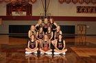 Argyle Eagles Girls Varsity Basketball Winter 17-18 team photo.