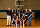 Austin Royals HomeSchool Royals Girls Varsity Basketball Winter 17-18 team photo.