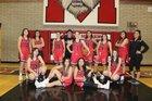 Morenci Wildcats Girls Varsity Basketball Winter 17-18 team photo.